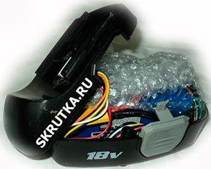 Сборка аккумулятора LiPo 18 В